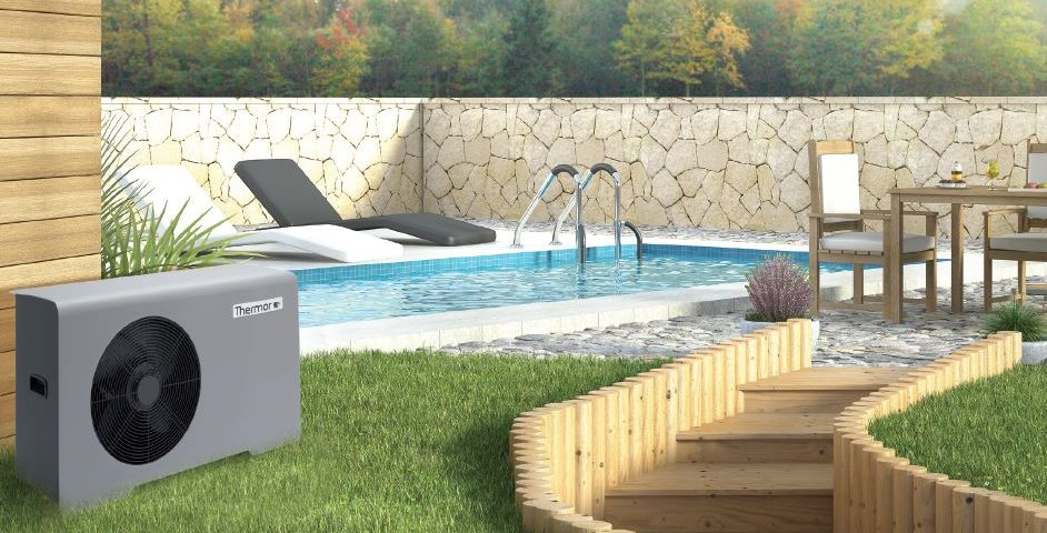 AE Schwimmbadwärmepumpe Schwimmbad-Wärmepumpen AEROMAX